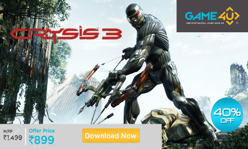 Games4u Offers Upto 50 Percent Discount on Mac and PC Games