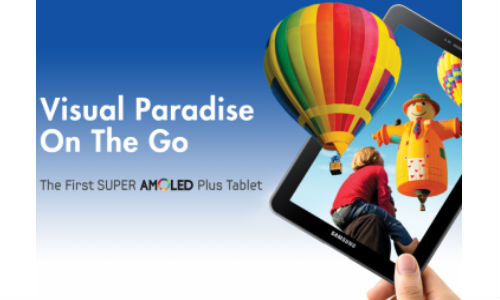 Samsung 11.6 Inch Full HD AMOLED Tablet Coming Soon