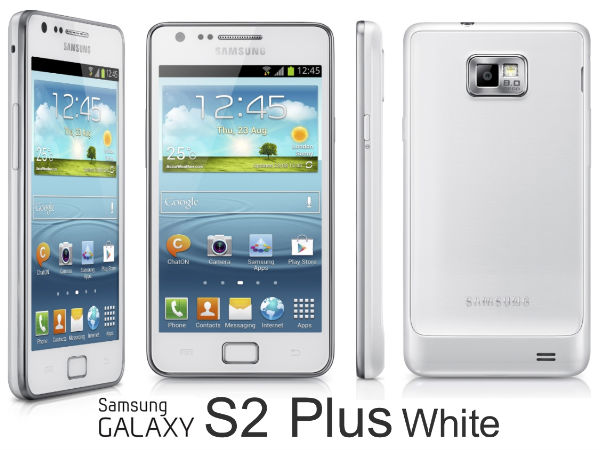 Samsung Galaxy S2 Plus: