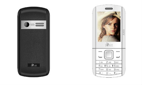 Josh Mobiles New Feature Phone A999 Launched at Rs 2092