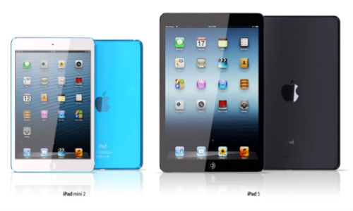 iPad 5, iPad Mini 2: Apple Reportedly Drops Samsung for Tablets