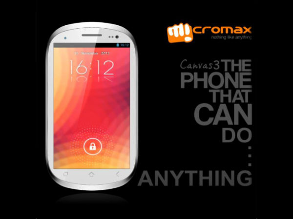 Micromax A120 Canvas Pro HD Concepts