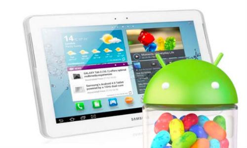 Android 4.1.2 Jelly Bean: Samsung Galaxy Tab 2 310 Receving Update