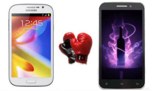 Wammy Titan 2 vs Galaxy Grand Duos: Budget Phablet Fight in India