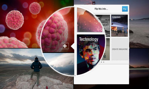 Flipboard 2.0 With Support to Magazine Creation Available for iOS