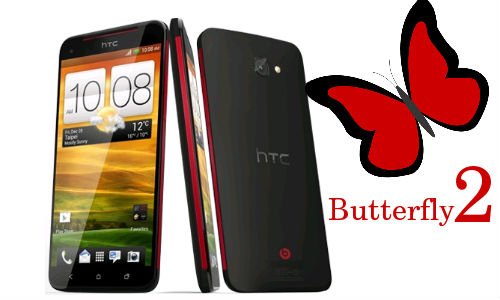 Galaxy S4 Rival Alert: HTC Butterfly 2 Coming Later this Year