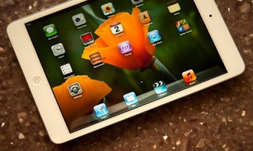 iPad 5 to Use iPad Mini Display Tech to be Thinner and Lighter