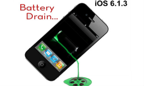 iOS 6.1.3 Battery Drain and Wi-Fi Issues: Apple Users Complaint