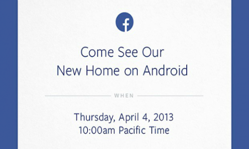 Facebook Invites Are Out for April 4 Event: What to Expect?