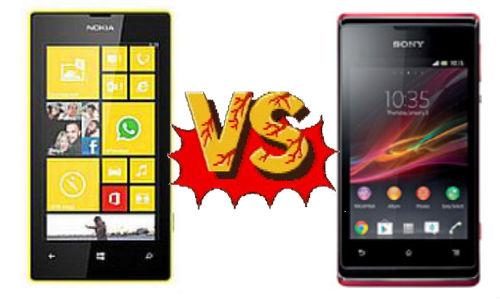 Nokia Lumia 520 vs Sony Xperia E: Which Budget Handset is Better?