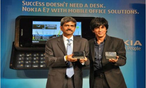 Nokia IMEA VP, Shivakumar Quits Amid Rs 2000 Cr Tax Evasion Squabble