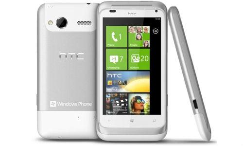 Windows Phone 7.8: HTC Radar in India Finally Receives the Update