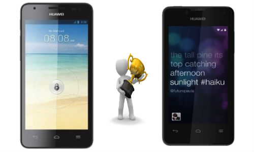 Ascend G510, Y300 Debut in India: Which Huawei Handset is Better?