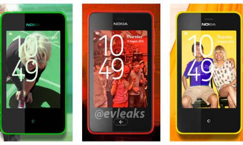 Nokia Asha: Upcoming Handset Design Language and UI Leaked Again