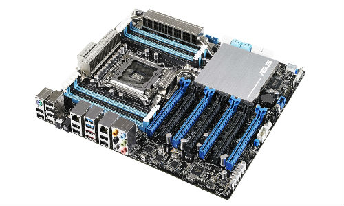 ASUS Launches P9X79-E WS Motherboard In India