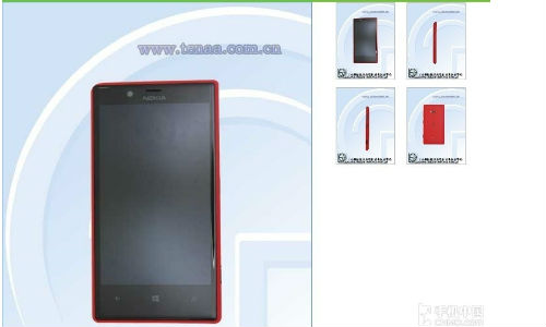 Lumia 720T Surfaces Online: To Come With TD-SCDMA Support
