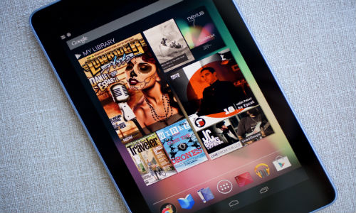 Nexus 7 32GB 3G, Wi-Fi Variants Now Official at Rs 21999, Rs 18999
