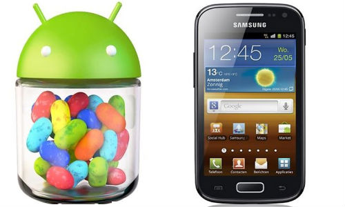 Android 4.1.2 Jelly Bean: Samsung Galaxy Ace 2 Starts to Get Updated