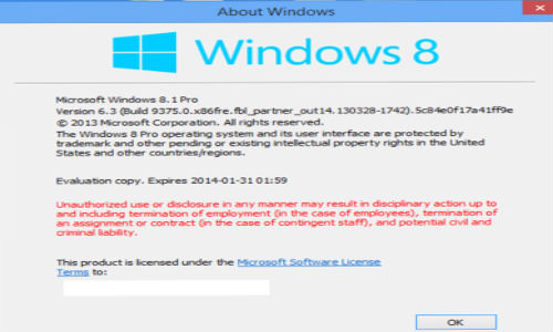 Windows Blue To Be Called as Windows 8.1: To Land In August 2013