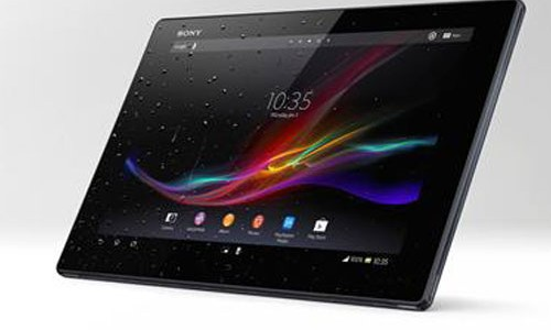 Sony Xperia Tablet Z to Release in May end Instead of April 2013