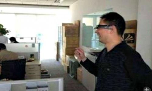 Baidu Eye Not an April Fools' Joke: Google Glass Rival Coming Soon