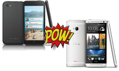 HTC First vs HTC One: Which Smartphone Is Your Choice?