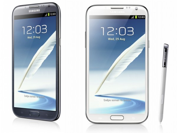 Samsung Galaxy Note 2: