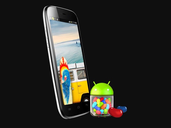 Micromax Canvas a116: