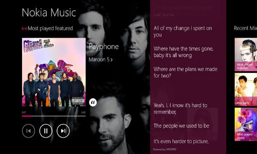 Nokia Music App Now Available for Windows 8/RT Devices [Download Link]