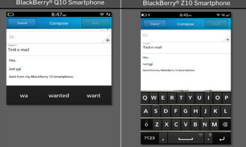 BlackBerry 10.1 Update to be Rolled Out Along With BlackBerry Q10