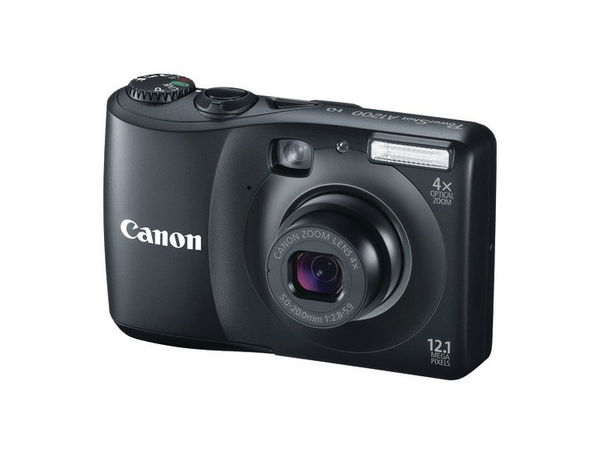 Canon PowerShot A 1200 Point & Shoot: