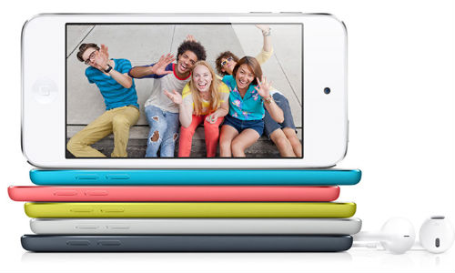 iPhone 5S Tipped To Come With Three Color Options, Multiple Screen