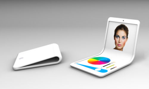 LG Aims to Outwit Samsung with First Launch of Flexible Display Smart