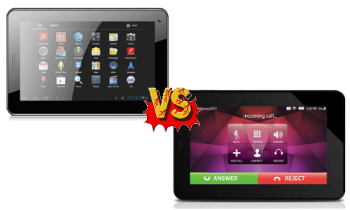 Lava E-Tab Connect vs Micromax Funbook Talk P360: Which Tab Is Better?