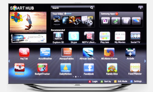 Samsung Launches 20 Smart LED TVs With Quad Core Processor in India