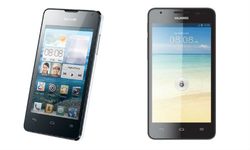 Ascend G510, Ascend Y300: Two Huawei Smartphones Released in India