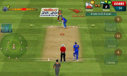 Indiagames IPL Cricket Fever 2013: Gaming app launched for Android