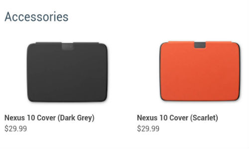Google Launches Nexus 10 Book Cover On Google Play Store