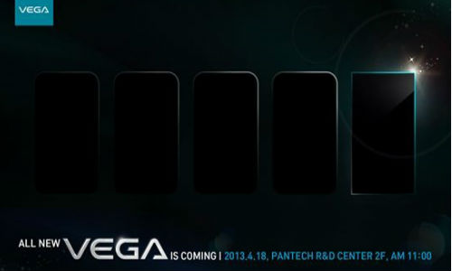 Pantech Vega Iron IM-A870: 5 Inch Full HD Android Handset Leaks Online