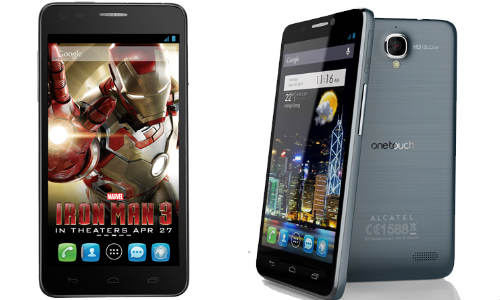 Alcatel One Touch Idol, Ultra: Slimmest and Lightest Android 4.1 Hands