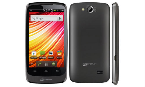 Micromax A51 Bolt Launched Online at Rs 4599 to take on Samsung Rex 90