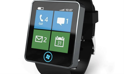 Microsoft Also Toying With the Idea of Smartwatch: Rumor Or Reality?