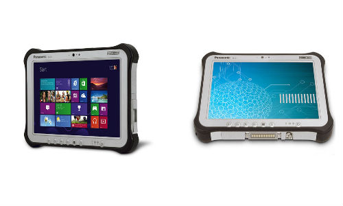 Panasonic Launches Toughpad FZ-G1, JT-B1 Tablets in India