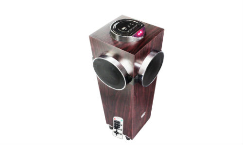 Zebronics Unveils New  Bluetooth Enabled Tower Speaker