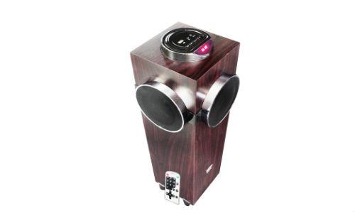Zebronics Unveils New  Bluetooth Enabled Tower Speaker