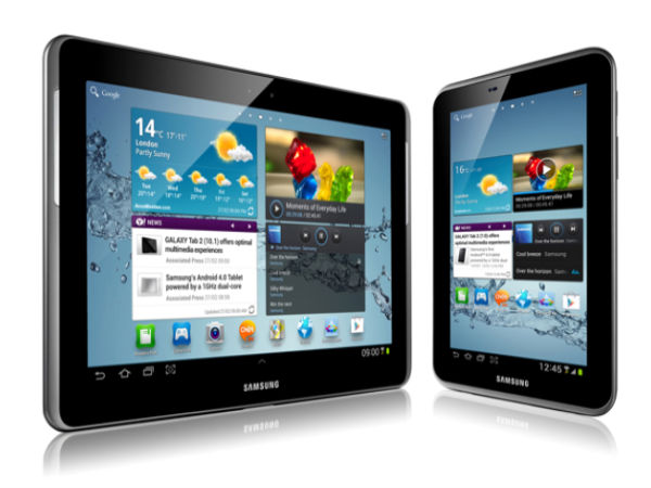 Samsung Galaxy Tab 2 310 and 311