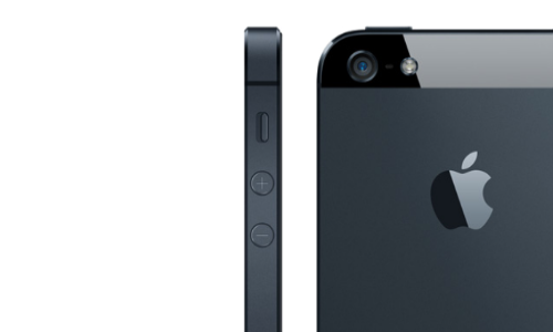 Apple iPhone 5S to Sport 12MP Camera Sensor [REPORT]