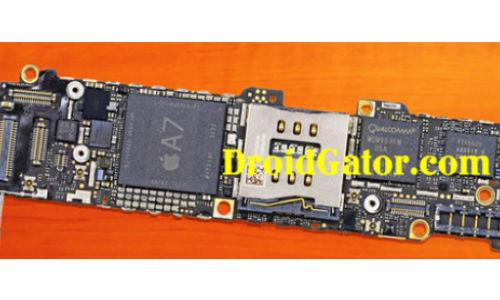 iPhone 5S Motherboard Leaks: Coming With Fingerprint Scanner