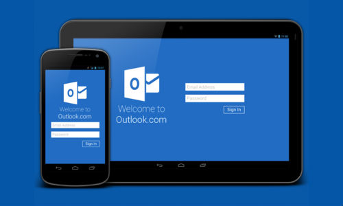 Microsoft Intros Redesigned Outlook.com for Android With Conversation