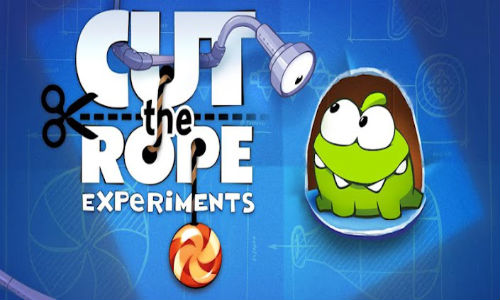 Cut the Rope: Experiments Now Available for Windows Phone